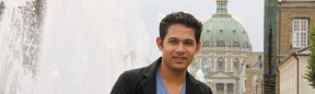 Anuj shrestha Personal Site